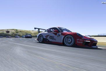 Championnat mondial Porsche Esports avec des pilotes talentueux