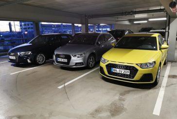 La qualité a quatre anneaux et quatre lettres : Audi