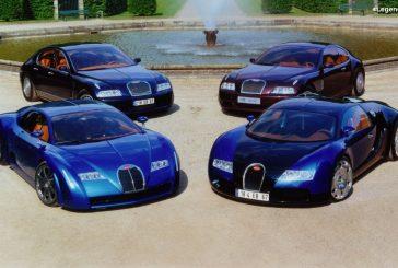 Histoire des débuts de la Bugatti Veyron qui fête ses 15 ans