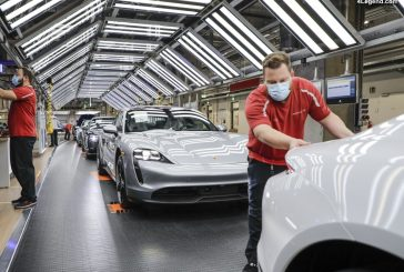 Reprise de la production Porsche à Zuffenhausen et Leipzig