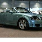 The Tailormade Audi – Une Audi TT Roadster de 2004 unique et ultra luxueuse
