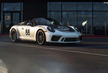 Vente de la dernière Porsche 911 Speedster type 991 pour 500 000 $