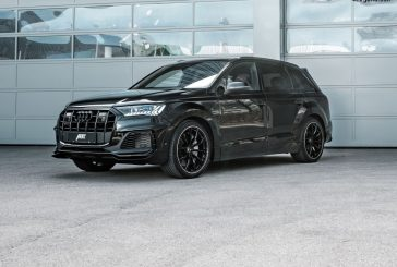 ABT SQ7 avec pack carrosserie large : un SUV de 510 ch plus imposant