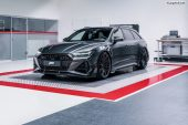 ABT RS6-R de 2020 - Une Audi RS 6 de 740 ch limitée à 125 exemplaires