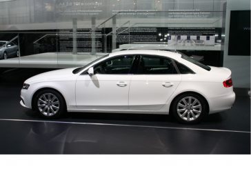 Audi A4 2.0 TDI e concept de 2007 - Moins d'émissions et de consommation