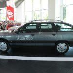 Audi duo 1 de 1989 – La première voiture hybride d'Audi sur base de 100 Avant quattro