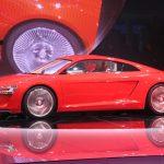 Audi e-tron concept de 2009 – Vision d'une supercar électrique