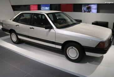 Audi Forschungsauto de 1981 - Innovation et aérodynamisme