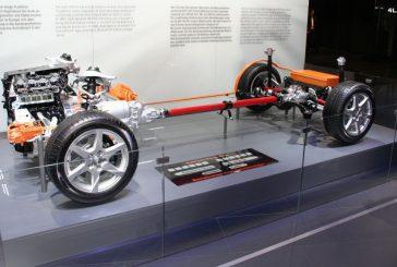 Audi Hybrid concept de 2007 - La 5ème génération de technologie hybride