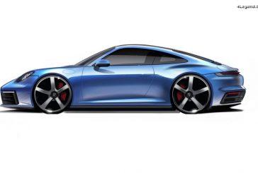 Tuto : 10 étapes pour dessiner une Porsche 911