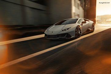 Lamborghini Huracán EVO par Novitec