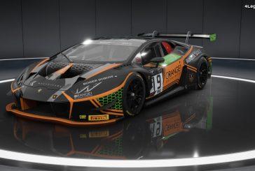 Trois pilotes Lamborghini d'usine confirmés pour les SRO E-Sport GT Series