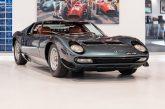 Rare Lamborghini Miura SV de 1972 avec kit aérodynamique - ex famille royale saoudienne