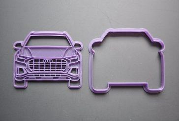 Moules de gâteaux automobiles et Audi : l'occasion de se mettre à la cuisine