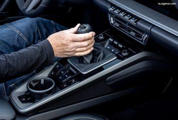 Une boîte manuelle 7 vitesses pour la Porsche 911 et d'autres options