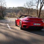 Porsche 911 Turbo S – Technologie Innodrive en option
