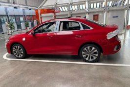 Audi A3 L - Premières photos de la version allongée de l'A3 berline
