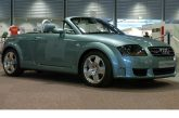 The Tailormade Audi - Une Audi TT Roadster de 2004 unique et ultra luxueuse