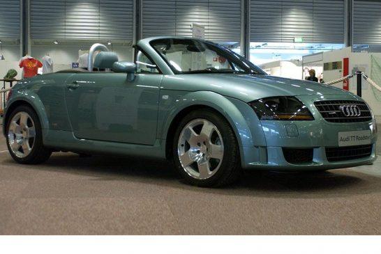 The Tailormade Audi - Une Audi TT Roadster de 2004 unique et ultra luxueuse
