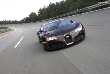407 km/h en Bugatti Veyron - un jalon dans l'histoire de l'automobile