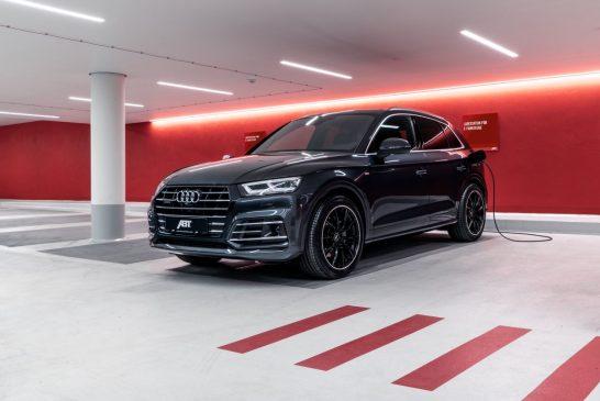 Audi Q5 TFSI e quattro par ABT : 425 ch & 550 Nm