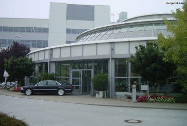 Visite de l'ancien Audi Center de Neckarsulm - Livraisons de voitures neuves de 1987 à 2002