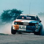40 ans de l'Audi quattro – Souvenirs de 5 anciens membres de l'Audi UK Rally Team