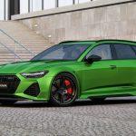Audi RS 6 Avant C8 préparée par Wheelsandmore – Stage 5 de 1 010 ch & 1 250 Nm