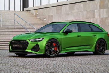 Audi RS 6 Avant C8 préparée par Wheelsandmore - Stage 5 de 1 010 ch & 1 250 Nm