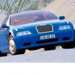 Bugatti EB 118 de 1998 – Un concept de coupé à 18 cylindres