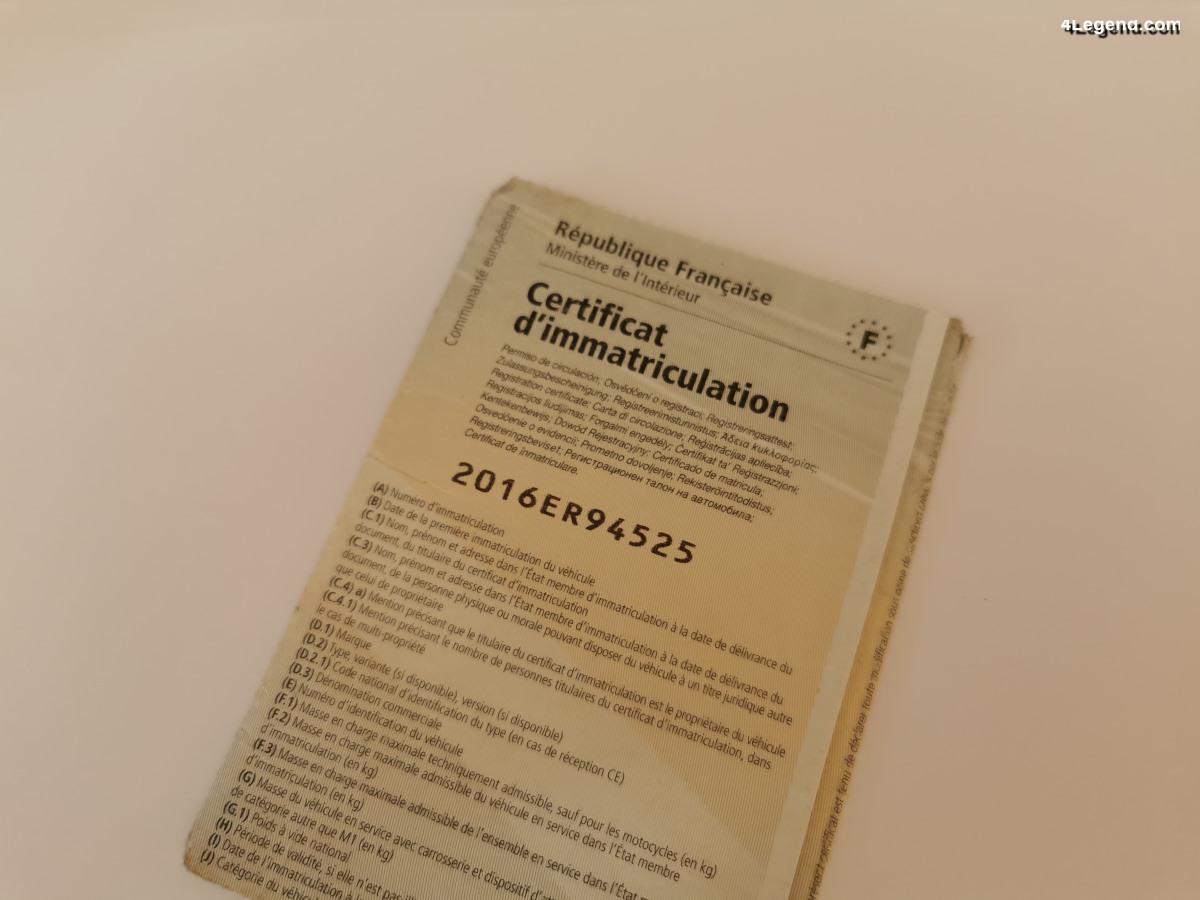 peut on circuler en europe avec une carte grise provisoire 2020 Carte grise : quel délai maximal avec le confinement ? – 4Legend