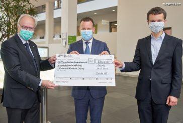 Porsche fait don de près de 700 000 euros aux institutions de Leipzig