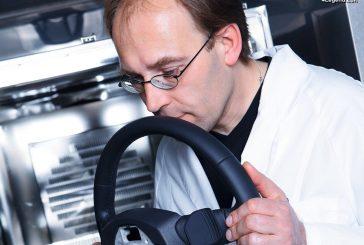 Une équipe dédiée à l'odorat des produits chez Audi