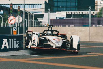 Formule E - Un mauvaise course pour Porsche à Hong Kong
