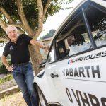 Porsche félicite Gérard Larrousse pour son 80ème anniversaire
