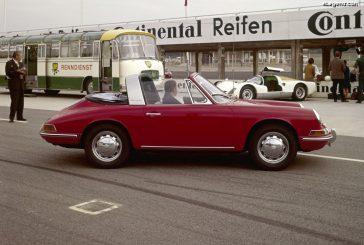 Histoire de la Porsche 911 Targa de 1965 à 2020 - Une nouvelle expérience de conduite