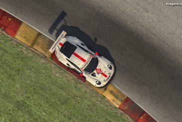 IMSA iRacing Pro - Nick Tandy remporte la victoire pour Porsche au Virtual Road America