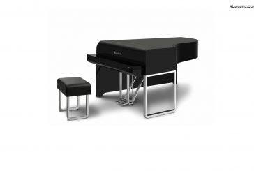 Piano à queue Audi Design - Tradition et innovation combinées