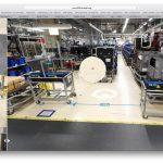 Planification numérique des halls de production Audi