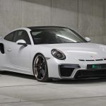Porsche 911 Turbo type 991.2 par Regula Exclusive
