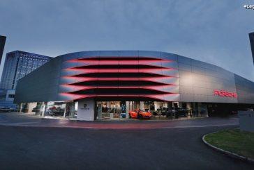 Changement de design pour les centres Porsche : fédérateur et moderne