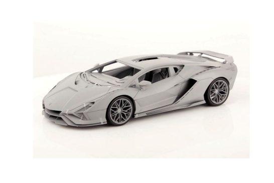 Aperçu de la miniature au 1:18 de la Lamborghini Sián FKP 37 de MR Collection