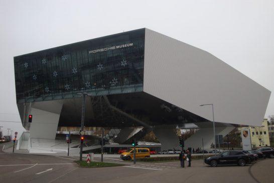 Réouverture du Porsche Museum au public
