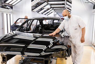 Redémarrage de la production des modèles Audi à Neckarsulm