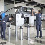 Reprise de la production Bugatti à Molsheim