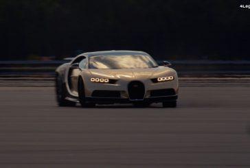 La Chiron expliquée par le pilote d'essai Bugatti - Andy Wallace