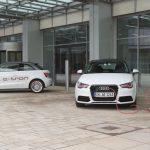 Audi A1 e-tron – La première Audi électrique produite entre 2010 et 2012