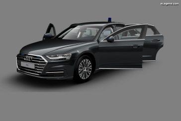 Audi A8 L Security 2020 - L'A8 blindée avec un moteur de S8