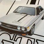 Audi Fox GTI – Une édition limitée américaine produite de 1978 à 1979