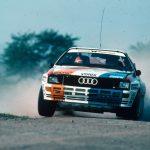 40 ans de l'Audi quattro – Souvenirs de 5 anciens membres de l'Audi UK Rally Team